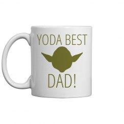 Yoda Best Dad