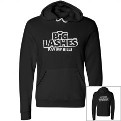 Big lashes pay my bills