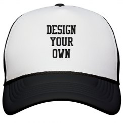 Design Your Own Peak Cap