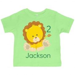 Lion Cub Safari Birthday