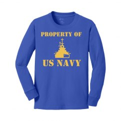 Property of US Navy