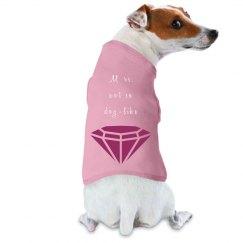 not so dog like