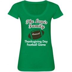 Annual Football Game