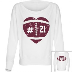 Football Girlfriend Shirt