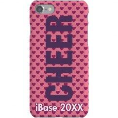 Big Cheer iPhone Case