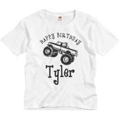 Happy Birthday Tyler!