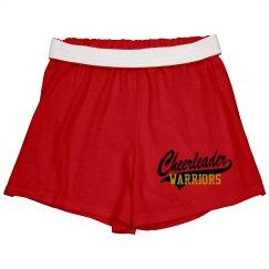 Morris cheer shorts 1