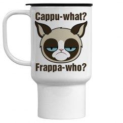 Grumpy Cat's Fancy Coffee