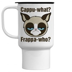 Grumpy Cat's Fancy Coffee
