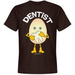 Dentist Egghead Text