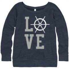 Navy Love Mast