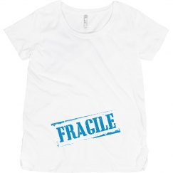 Fragile Blue Maternity