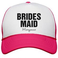 Neon Bridesmaid