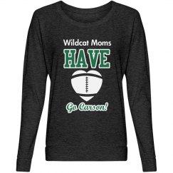 Football Mom's Have Heart