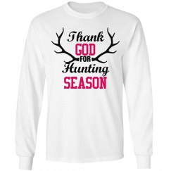 Hunting Season Thank God