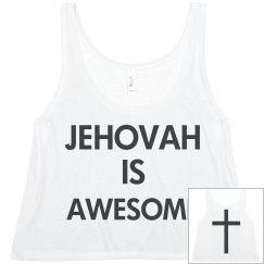 Jehovah is Awesome