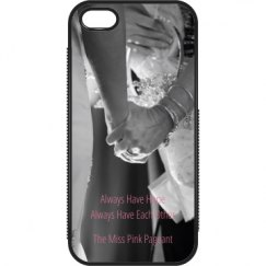 Pink Warrior Phone Cover
