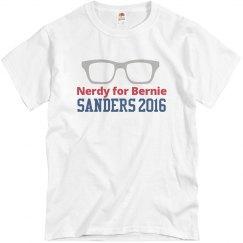 Nerdy for Bernie Sanders