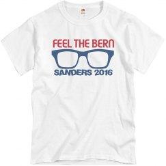 Feel The Bern Tee