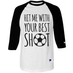 Best Shot Soccer Shirt