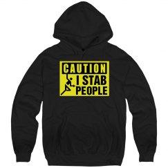 I Stab People