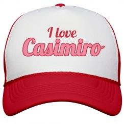 I love Casimiro