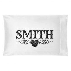 SMITH.PILLOW CASE
