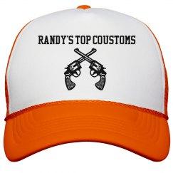 Randy's top coustoms hats