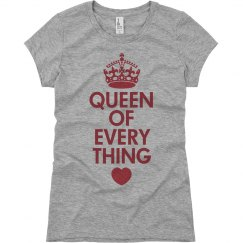 Red Queen Of Everything