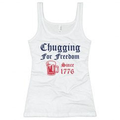Chugging For Freedom