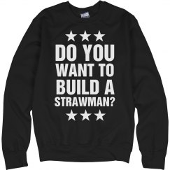 Build A Strawman Sweater