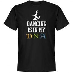 Dancing is in my DNA