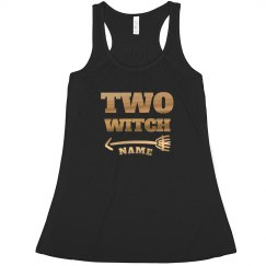 Gold Witch Two Bff