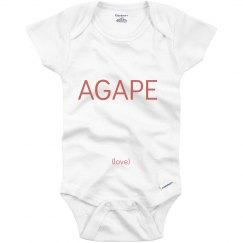 AGAPE (love)