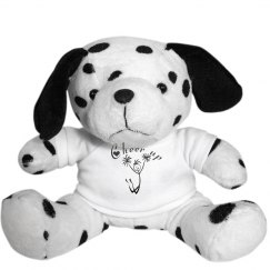Cheer Up Pluch Dalmatian Dog