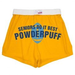 Seniors Do It Best Shorts