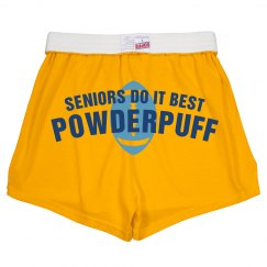Seniors Do It Best Shorts