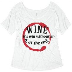 Wine is win