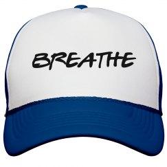 Breathe Truckers Cap