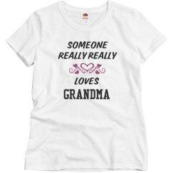 Really love grandma