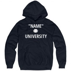 Personalize university with your name