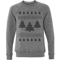 Green Tree Ugly Sweater
