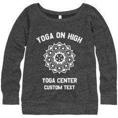Yoga Studio Tee