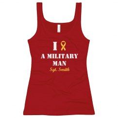 I Love a Military Man