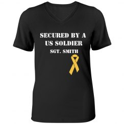 Secured By My Soldier