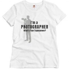 I'm a Photographer