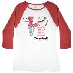 Real women love baseball