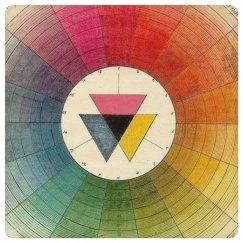 Color Wheel Coaster I