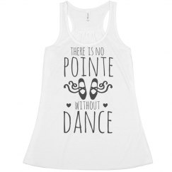 It's Pointless Without Dance