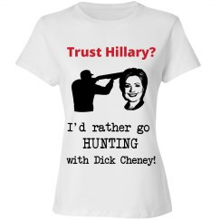 Trust Hillary